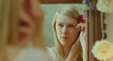 Helene Bergsholm plays Alma, a Norwegian teen dealing with growing up and raging hormones, in the comedy
