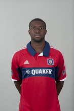 Chicago Fire headshot day, January 18, 2012 at Toyota Park in Bridgeview, Illinois.