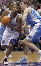 Leah Hogsten  |  Tribune file photo Mo Williams was drafted by the Jazz and played for Utah during the 2003-04 season. He left as a free  agent, but returned to the Jazz on Friday in a trade with the L.A. Clippers.