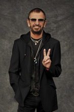 Courtesy photo  Ringo Starr is bringing his All Starr Band to USANA Amphitheatre on July 11.