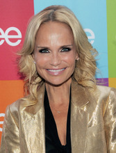 FILE - In this Aug. 15, 2011 file photo, actress and singer Kristin Chenoweth poses before the