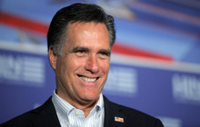 Charles Dharapak  |  Associated Press file photo  GOP presidential candidate Mitt Romney