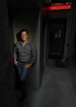 Salt Lake City - Ballet West artistic director Adam Sklute.  Photo by Francisco Kjolseth/The Salt Lake Tribune 9/10/2009