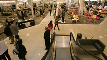Steve Griffin  |  The Salt Lake Tribune Nordstrom will add Topshop to 14 stores in September, said Pete Nordstrom, president of merchandising, adding that they will represent a range of geographies, sizes and shopper demographics so the retailer can get a sense of what worked where