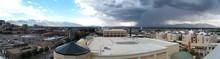 Mark Hansen   The Salt Lake Tribune Photo of the storm rolling in over Salt Lake City Monday July 16, 2012.