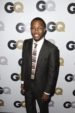 FILE - In this Nov. 17, 2011 file photo, Frank Ocean arrives at the 16th annual GQ