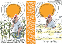 This Pat Bagley editorial cartoon appears in The Salt Lake Tribune on Wednesday, July 18, 2012.