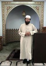 Rick Egan  | The Salt Lake Tribune   Imam Muhammed S. Mehtar at the Khadeeja Islamic Center in West Valley City, Tuesday, July 10, 2012.