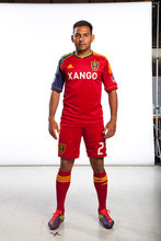 Paulo Jr. from the Real Salt Lake MLS Soccer Squad. Courtesy image