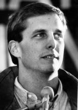 Ty Detmer by Rick Egan 12/1990