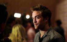Actor Robert Pattison arrives at the