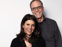 File  |  The Associated Press Producer Amy Ziering, left, and director Kirby Dick pose for a portrait during the 2012 Sundance Film Festival.