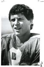 Tribune File Photo Steve Young, BYU quarterback, Oct. 28, 1983.