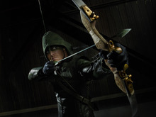 Courtesy photo Stephen Amell stars in The CW's