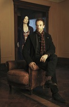 Courtesy photo Lucy Liu and Jonny Lee Mille star in CBS'