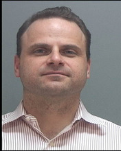 Courtesy Salt Lake Countyu jail Gregory Nathan Peterson was charged July 19, 2012, with 25 felony counts related to allegations he raped four women.