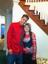 Colorado shooting victim Jonathan Blunk and his girlfriend, Farmington native Jansen Young. Courtesy Young Family