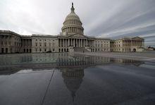 The U.S. Capitol in Washington, Tuesday, Dec. 20, 2011. (AP file photo/Susan Walsh)