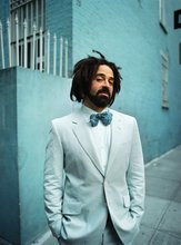 Adam Duritz, frontman of The Counting Crows.
