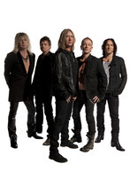 Courtesy photo Rick Allen of Def Leppard says his first concert was The Trammps: