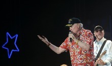 Tribune file photo Mike Love of The Beach Boys remembers seeing the Kingston Trio perform