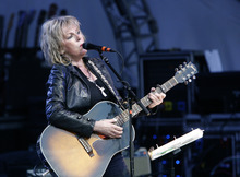Tribune file photo Lucinda Williams remembers seeing Peter Paul & Mary in New Orleans when she was 12 or 13.