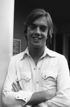 Singer Shaun Cassidy photographed in 1979 in Los Angeles. (AP Photo/Wally Fong)