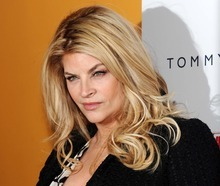 FILE - This March 17, 2010 file photo shows actress Kirstie Alley at the premiere for the film