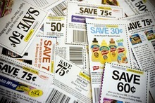 Jeremy Harmon | The Salt Lake Tribune Coupons aren't supposed to be sold. If you read the fine print on most of them, it's prohibited. To get around this, those who sell coupons online say they are charging only a
