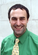 Rick Egan  | The Salt Lake Tribune   Tribune reporter Thomas Burr,  in Washington D.C., Wednesday, June 6, 2012.