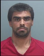 Michael Eugene Vigil, 36, accused of fatally shooting a man Saturday in Salt Lake City  Photo courtesy of Salt Lake County jail
