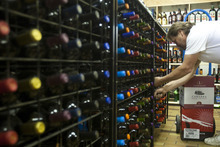 Chris Detrick | The Salt Lake Tribune file photo Utah has long maximized liquor profits by relying on part-timers, who also are ineligible for medical insurance, vacation pay or sick leave. No other state department has a higher percentage of part-time workers than the DABC.