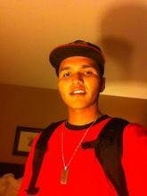 A photo taken by Kaleb Yazzie on his 22nd birthday, five days before the Midvale man was stabbed to death near 560 N. 40 E. in Salt Lake City.  Courtesy photo