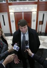 Francisco Kjolseth  |  The Salt Lake Tribune       Willie Jessop, former FLDS spokesman. Tribune file photo