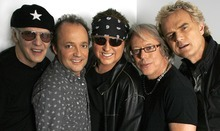 Loverboy performs at Usana Amphitheatre on Aug. 3. Courtesy photo