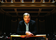 FILE - This undated file image originally provided by Columbia Artists Management Inc. LLC shows Marvin Hamlisch. Hamlisch, a conductor and award-winning composer best known for the torch song