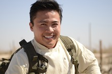 Chef Viet Pham, the co-owner of Salt Lake City's Forage restaurant, is one of seven chefs competing on the second season of Extreme Chef, which premiers Aug. 16. Credit:  The Food Network