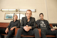 Eve 6 - Fearless Records 2011. Photographs by Lisa Johnson Rock Photographer. All Rights Reserved.