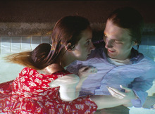 Zoe Kazan (left) and Paul Dano star in the romantic comedy
