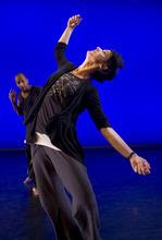 Tribune file photo Ririe-Woodbury Dance Company artistic director Charlotte Boye-Christensen (pictured here in November 2011) will step down in 2013.