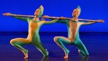 Tribune file photo Ririe Woodbury dancers perform works of modern dance pioneer Alwin Nikolais.