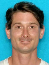 This undated photo provided by the City of College Station, Texas shows Thomas Caffall. Caffall, 43, has been identified by authorities as the shooter who opened fire from inside his home in College Station as he was being served an eviction notice, killing Brazos County constable Brian Bachmann and another man, on Monday, Aug. 13, 2012. (AP Photo/City of College Station)