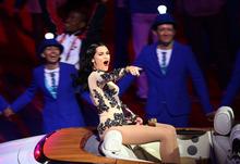 British singer Jessie J performs