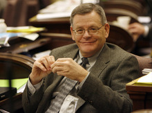 FILE PHOTO | The Salt Lake Tribune Senate Majority Leader Scott Jenkins, R-Plain City.