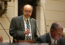 Tribune file photo Sen. Lyle Hillyard, R-Logan.