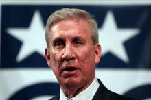 Francisco Kjolseth  |  Tribune file photo  Democratic gubernatorial candidate Peter Cooke