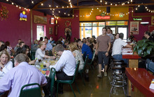 Paul Fraughton | The Salt Lake Tribune The two Red Iguana restaurants in Salt Lake City serve 1,200 people a day and