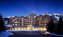 The Montage Hotel in Deer Valley, designed by HKS Architects. Courtesy HKS Architects