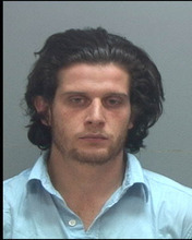 Michael James Saenz (Salt Lake County Jail photo)