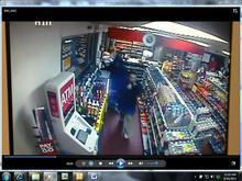 Suspects from the robbery of a Taylorsville Shell gas station. (UPD photo)